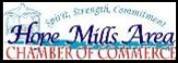 Logo, Hope Mills Area Chamber of Commerce